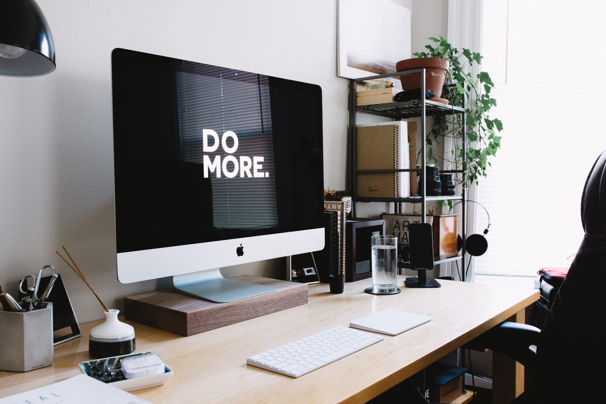 Elke dag bloggen