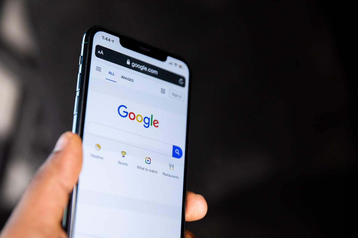 waarom niet gevonden in google